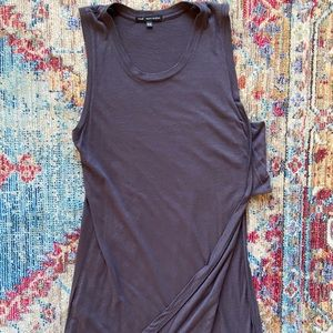 Cut-out Tunic Top by The Refinery